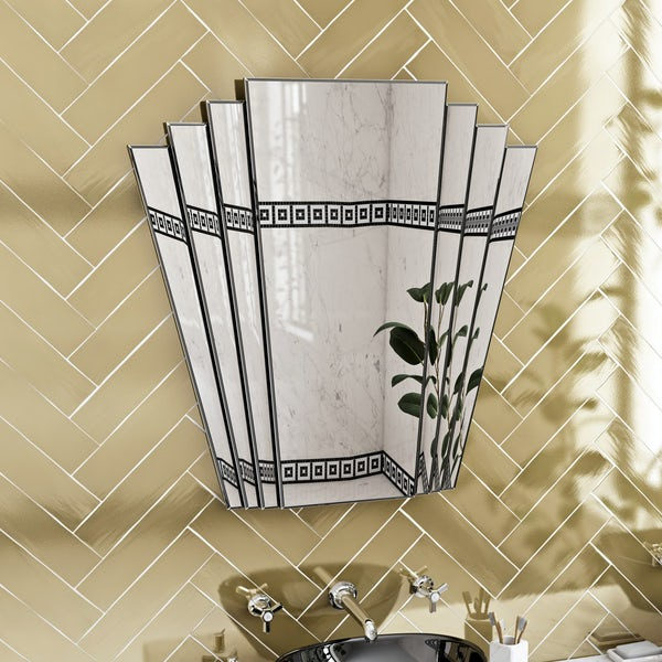 The Bath Co. Beaumont wall mirror 800mm