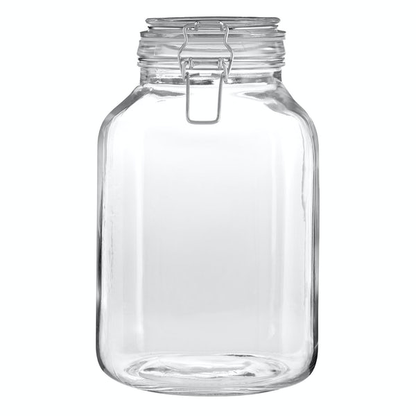Glass 3000ml storage jar