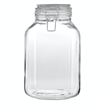 Accents Glass 3000ml storage jar
