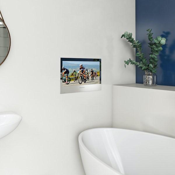 ProofVision 19 inch mirror bathroom TV