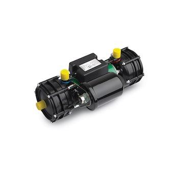 Salamander ESP100 3.0 bar twin shower pump