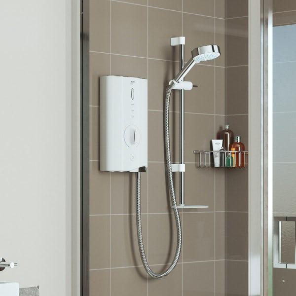 Mira Sport Max 9 0kw Electric Shower Victoriaplum Com