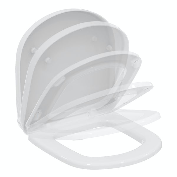 Ideal Standard Tempo soft close toilet seat