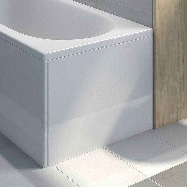 Orchard Eden complete right handed shower bath suite