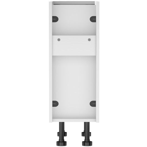 Schon Chicago light grey base unit
