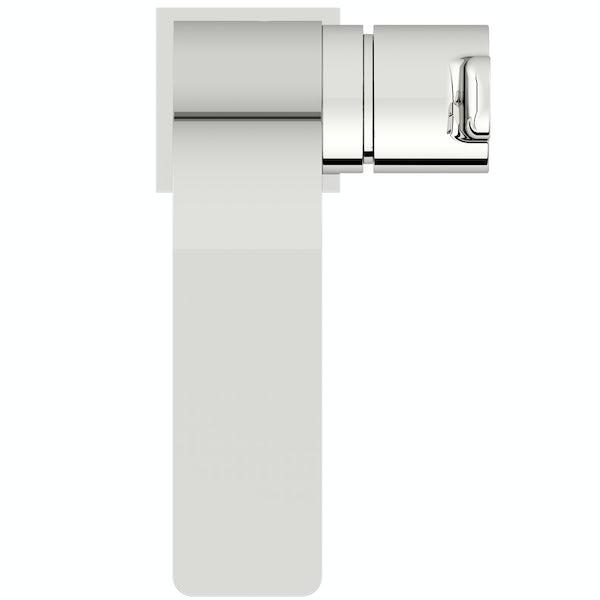 Mode Ellis side lever basin mixer tap