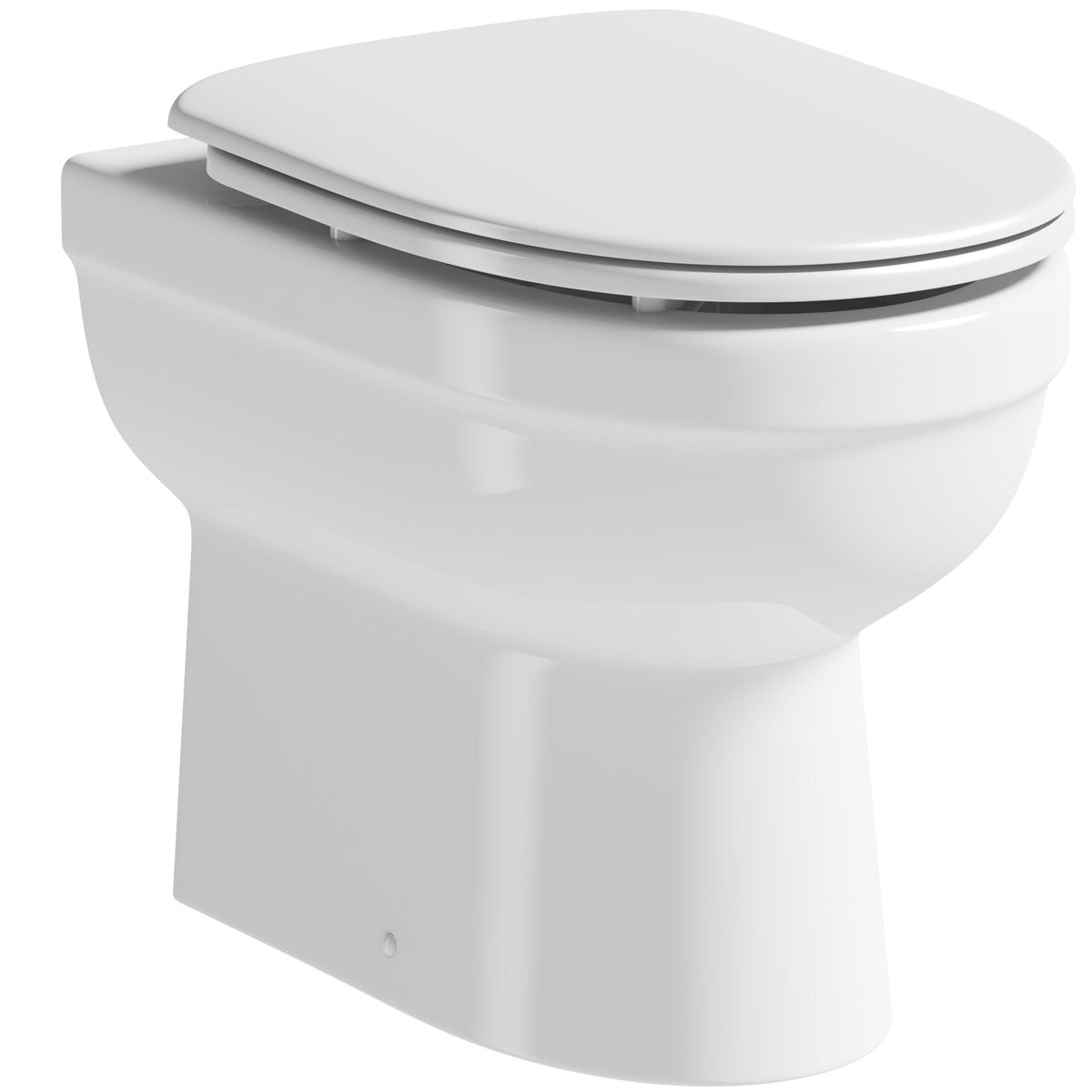 Orchard Eden Back To Wall Toilet With Luxury Soft Close