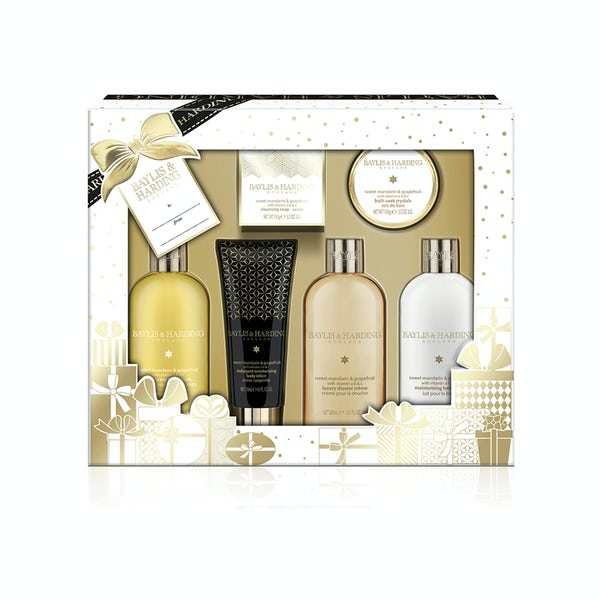 Baylis & Harding Sweet mandarin and grapefruit tray set