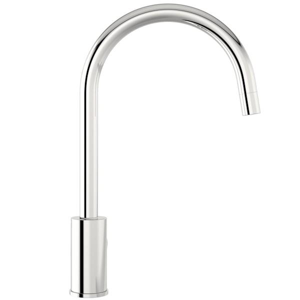 Schön WRAS kitchen mixer tap