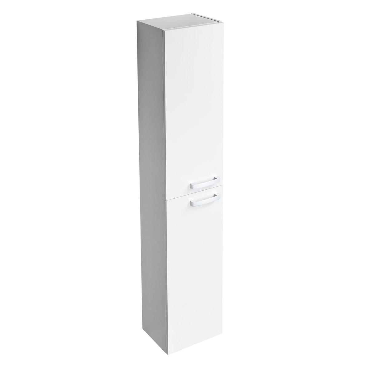 Ideal Standard Tempo gloss white storage unit 235mm