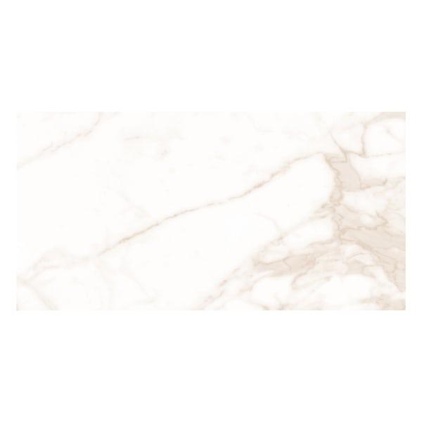 British Ceramic Tile Polar natural honey matt wall tile 248mm x 498mm
