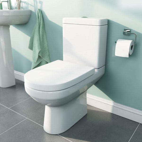 Orchard Balance replacement soft close toilet seat