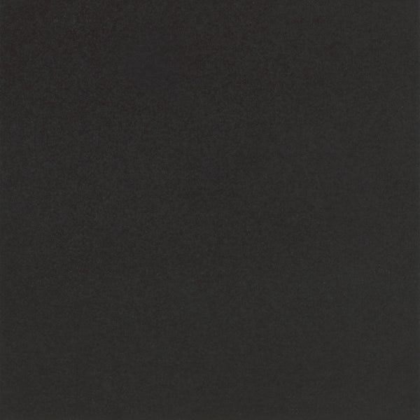 Girona plain black matt wall and floor tile 200mm x 200mm
