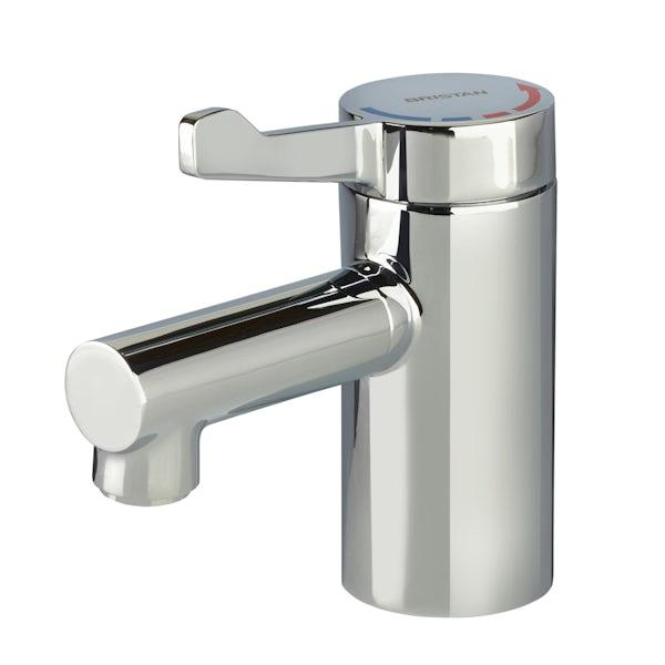 Bristan Solo 2 TMV3 basin mixer tap