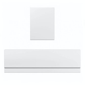 Orchard Straight bath acrylic panel pack