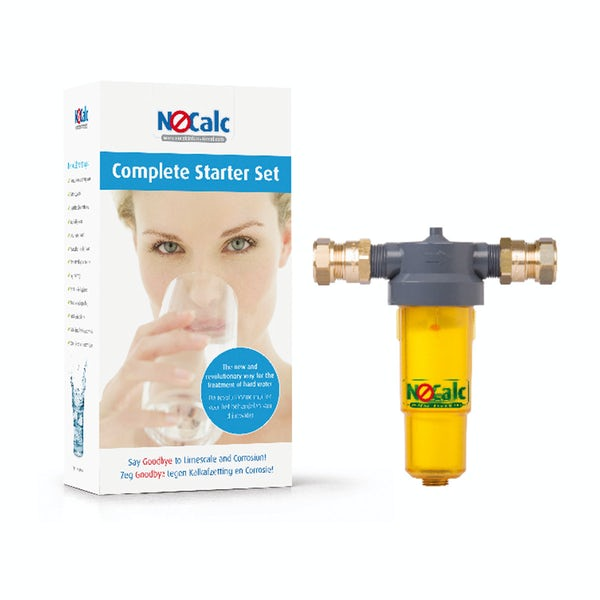 NoCalc limescale inhibitor