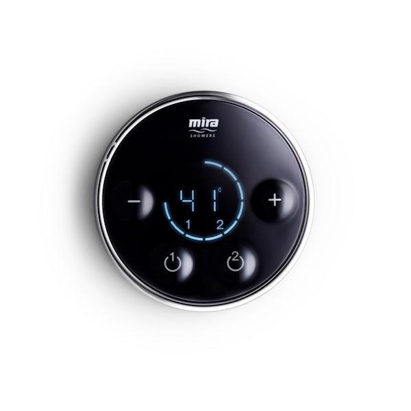 Mira Platinum dual wireless digital shower controller