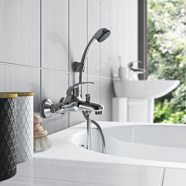 Orchard Dart bath shower mixer tap