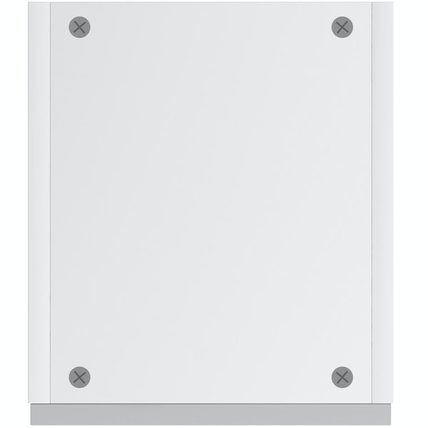 Schon Chicago light grey slab wall unit