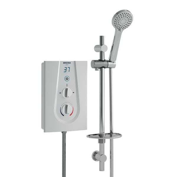 Bristan Glee electric shower white
