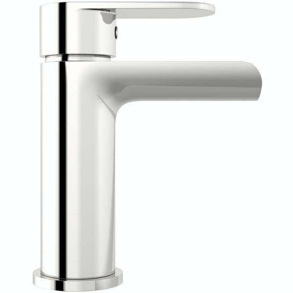 Eden waterfall basin mixer tap