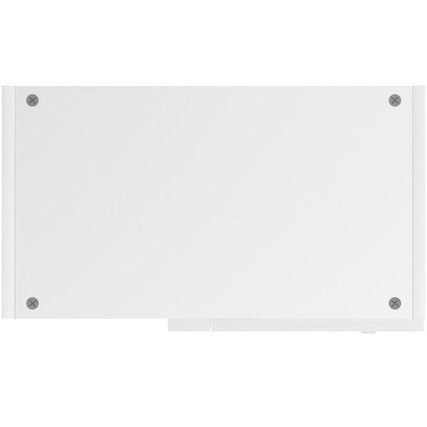 Schon Boston white slab 600mm corner wall unit