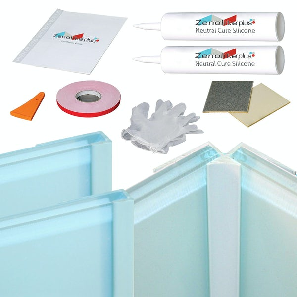 Zenolite air corner installation kit
