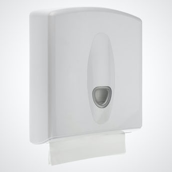 Dolphin commercial paper towel dispenser