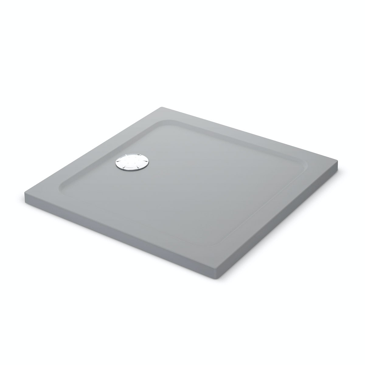 Mira Flight Safe Low Level Anti Slip Square Shower Tray
