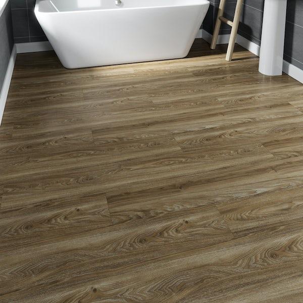 Malmo Rigid click tile embossed & matt 5G Ebba flooring 5.5mm