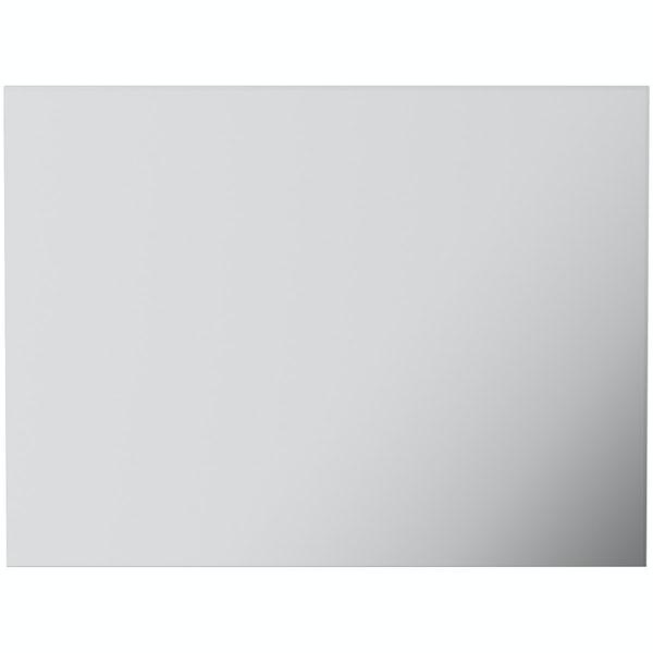 Mode Bergne bathroom mirror 600 x 700mm