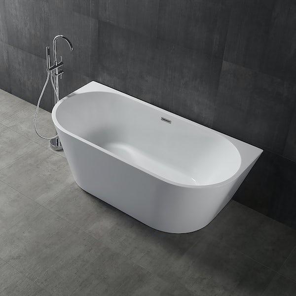 Jacuzzi Wand2 freestanding bath