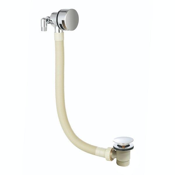 Mode Ellis thermostatic bath filler set