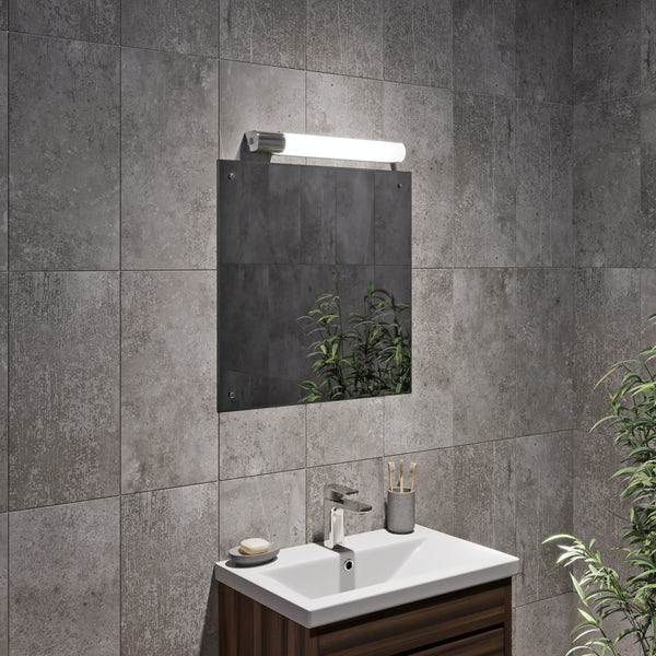 Forum 12W bathroom shaver wall light