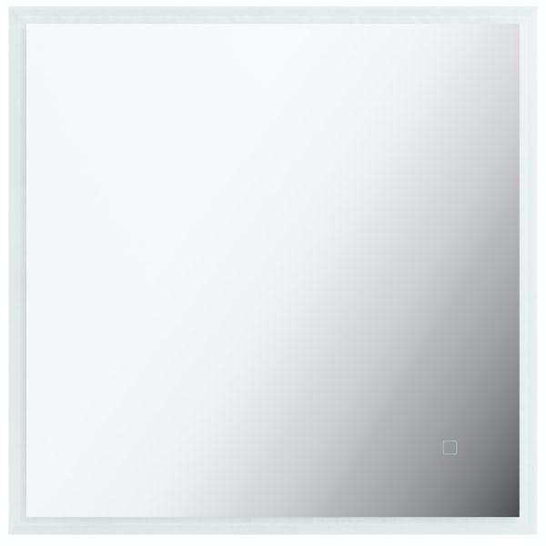 Mode Mayne LED illuminated mirror 600 x 600mm with demister