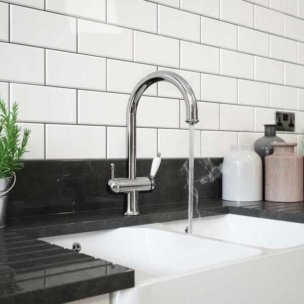 Schön Ramsey traditional 3 in 1 boiling water kitchen tap