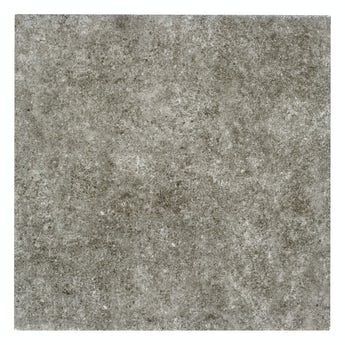 The Bath Co. Toledo dark grey matt wall and floor tile 200mm x 200mm