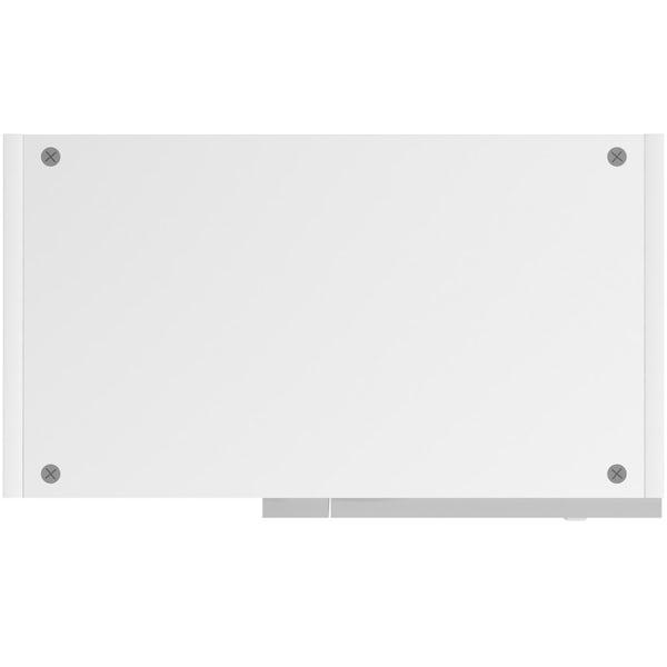 Schon Boston light grey slab 600mm corner wall unit