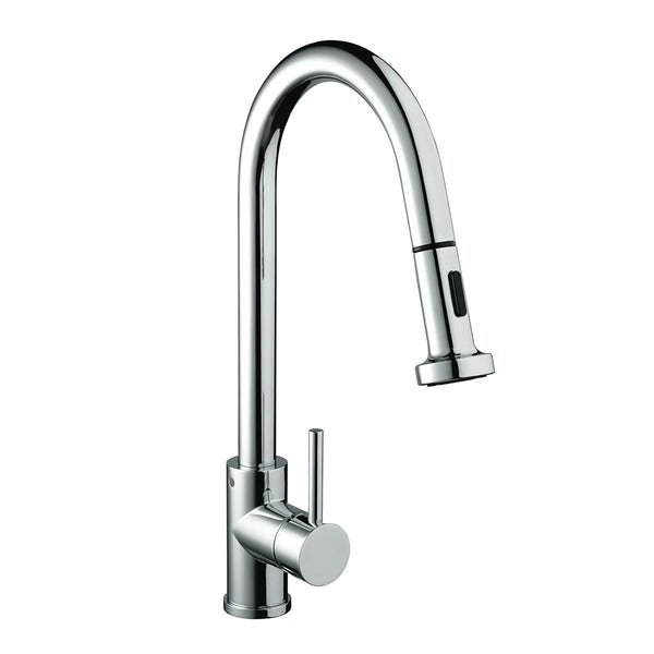 Bristan Apricot kitchen tap with pull out spout