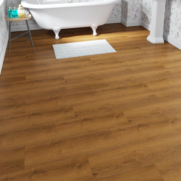 Malmo LVT Varberg embossed stick down flooring 2.5mm