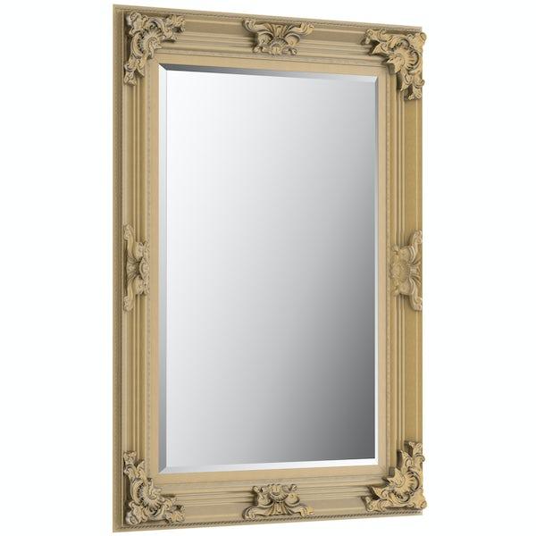 Innova Traditonal gold mirror