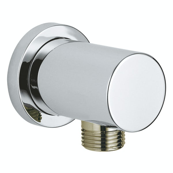 Grohe Rainshower round shower outlet