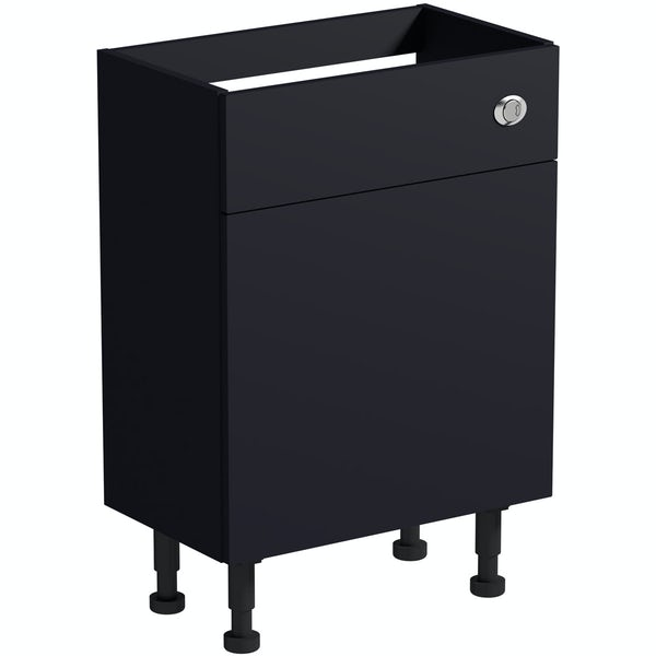 Reeves Newbury indigo back to wall toilet unit 600mm