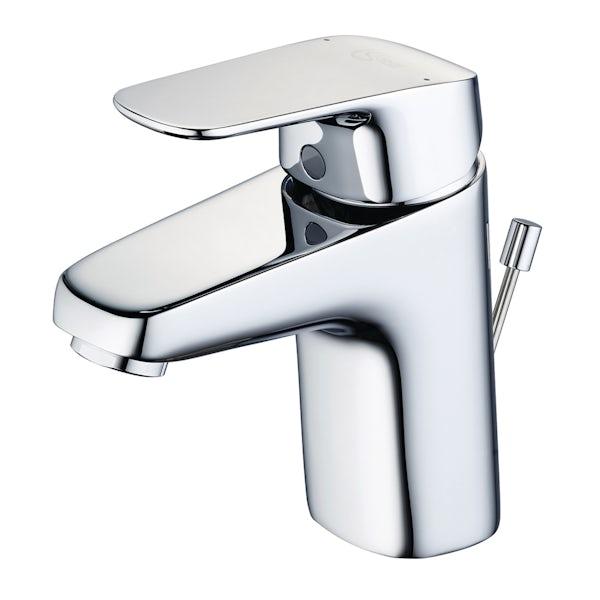 Ideal Standard Ceraflex basin mixer tap with pop-up waste