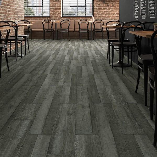 Malmo Senses Rigid click plank embossed 5G Thor flooring 5.5mm