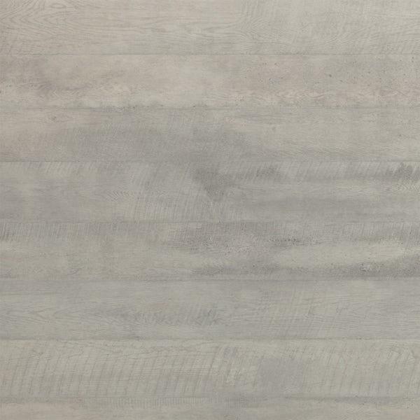 Formica Aria 20mm concrete formwood scovato worktop
