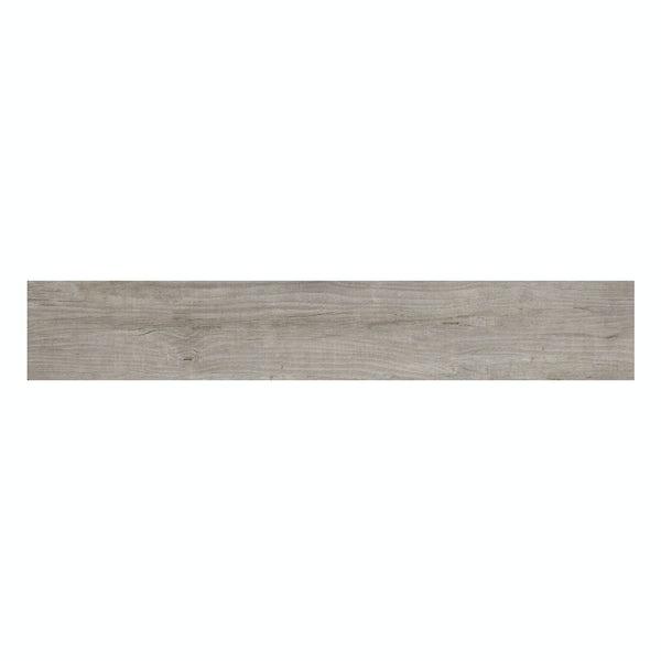 Hawthorne birch wood effect matt wall and floor tile 165mm x 1000mm