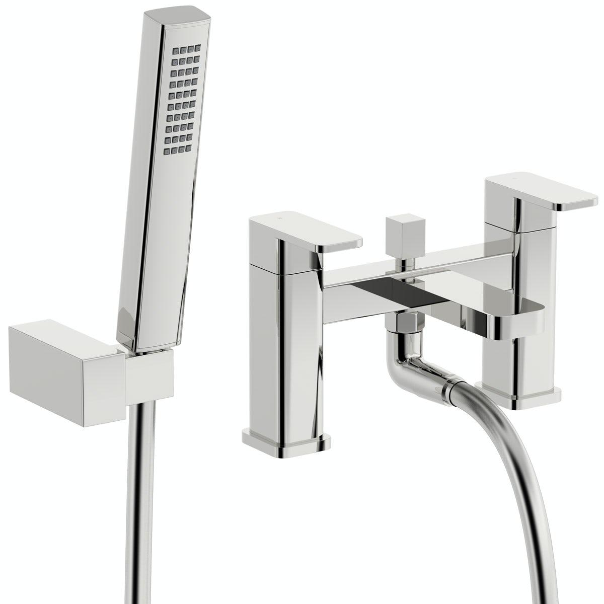 Kirke Connect bath shower mixer tap