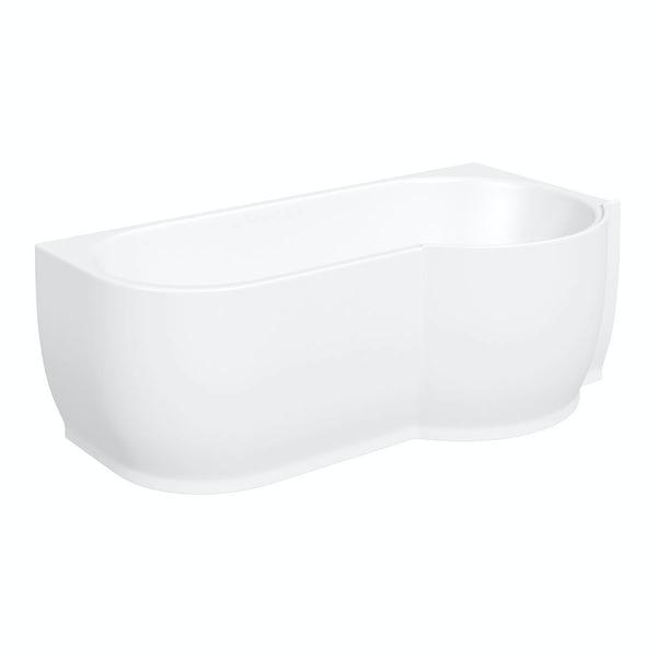 Harrison right handed freestanding bath
