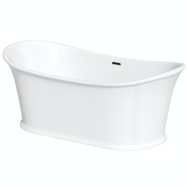 The Bath Co.Traditional double ended slipper bath 1675 x 865